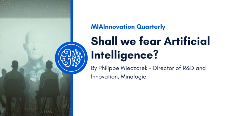 Shall we fear Artificial Intelligence?