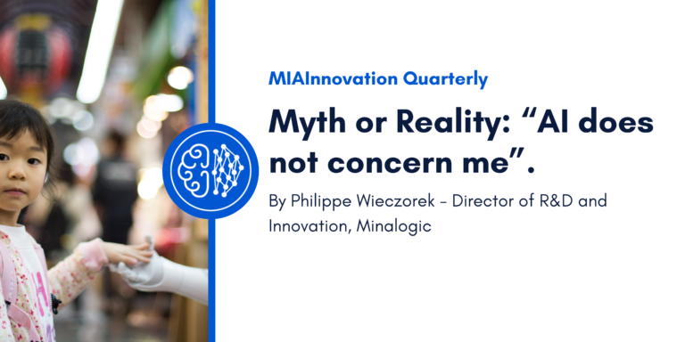 """Myth or Reality: """"AI does not concern me""""."""