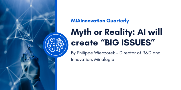 """Myth or Reality: AI will create """"BIG ISSUES"""""""