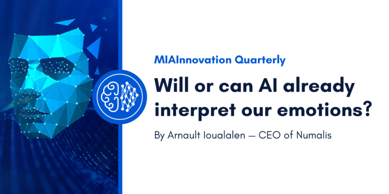 Will or can AI already interpret our emotions?